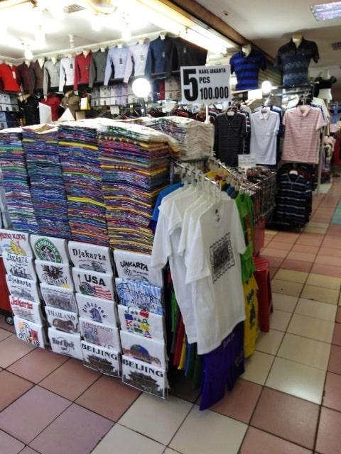 マンガドゥアお土産Tシャツ